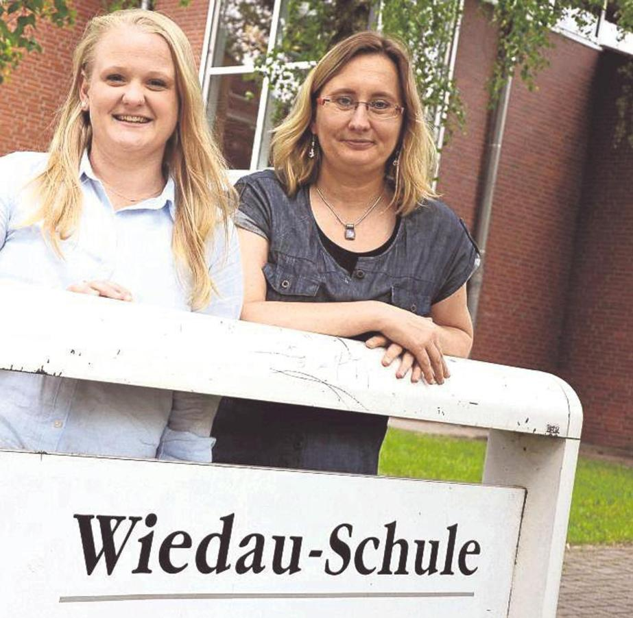 Academic Accomplishment and Cultural Exchange: American Mariah Prescott teaches for 10 months at the Bothel Wiedau-Schule